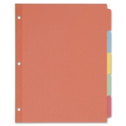 Avery Recycled Write-On Tab Divider - 4