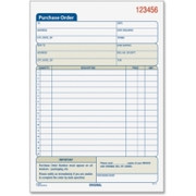 TOPS Purchase Order Book