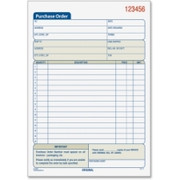 TOPS Purchase Order Book - 1