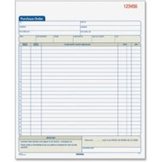 TOPS Purchase Order Book - 2