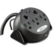 Safco 3-Outlets Power Strip