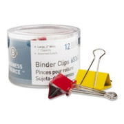 Business Source Binder Clip - 3