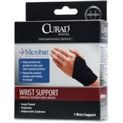 Curad Microban Universal Wrist Support