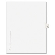 Avery Individual Legal Dividers - 11