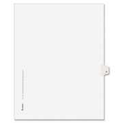 Avery Individual Legal Dividers - 14