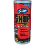 Kimberly-Clark Scott Shop Roll Towel