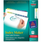 Avery 8-Colored Tabs Presentation Divider