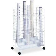 Safco 24 Compartments Wire Storage File
