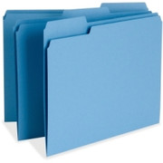 Business Source Color-coding Top Tab File Folder - 3