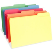 Business Source Top Tab File Folder
