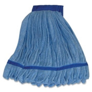 Genuine Joe Microfiber Wet Mop Head Refill - 2