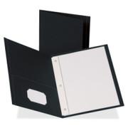 Business Source Two Pocket Folder - 5