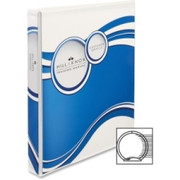 Avery Blue Circle Cover Designer View Binder