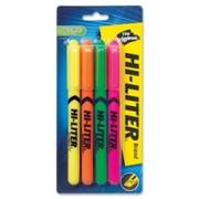 Avery Hi-Liter Fluorescent Pen Style Highlighters