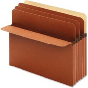 Globe-Weis Full Top Tab Redrope Divider Pockets