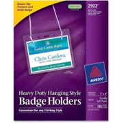 Avery Flexible Badge Holder - 1