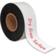 MasterVision Magnetic Dry Erase Roll - 1