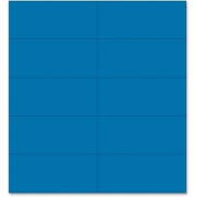 """MasterVision 2"""" Magnetic Dry Erase Strips"""