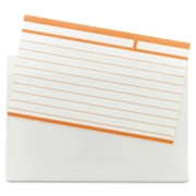 Smead 68153 Clear Self-Adhesive Poly Pockets