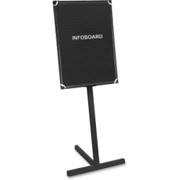 MasterVision Standing Letter Board