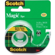 Scotch Magic Tape with Handheld Dispenser - 1