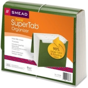 Smead 70768 Green SuperTab Expanding File