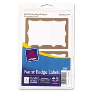 Avery Name Badge Label - 2