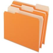 Pendaflex Two-Tone Color File Folder - 4