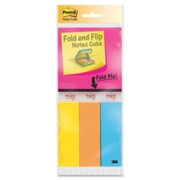 Post-it Fold & Flip Notes Cube