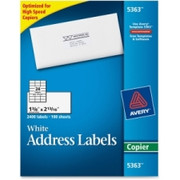 Avery Copier Mailing Label - 3