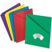 Pendaflex Essentials Slash Pocket Folder