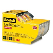 Scotch Double Sided Tape with Dispenser - 1