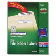 Avery Filing Label - 6