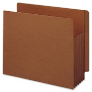 Smead 73790 Redrope Extra Wide End Tab TUFF Pocket File Pockets with Reinforced Tab