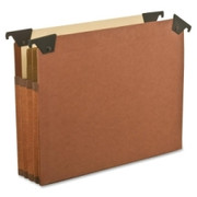Pendaflex Premium Reinforced File Pockets with Swing Hooks and Dividers