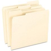 Pendaflex Anti Mold and Mildew Top Tab File Folders