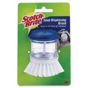 Scotch-Brite Soap Dispensing Brush