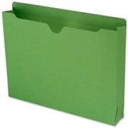 Smead 75563 Green Colored File Jackets