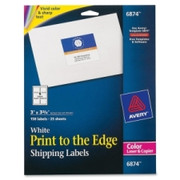 Avery Color Printing Label - 2