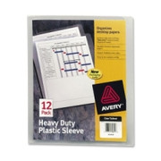 Avery Plastic Sleeve - 1