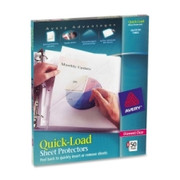 Avery Quick Load Sheet Protector
