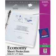 Avery Economy Weight Sheet Protector
