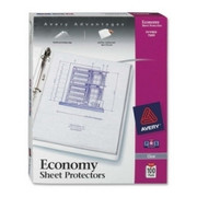 Avery Economy Weight Sheet Protector - 2