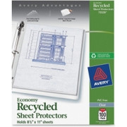 Avery Economy-weight Sheet Protector