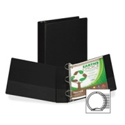 Samsill Round Ring Storage Binder - 3