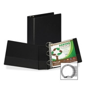 Samsill Round Ring Storage Binder - 4