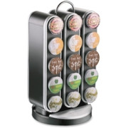 Mind Reader Vortex 30-Cup Coffee Pod Carousel