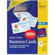 Avery Business Card - 4