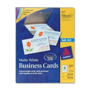 Avery Business Card - 8