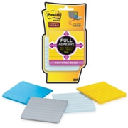 Post-it Super Sticky Full Adhesive Note Pads - 1